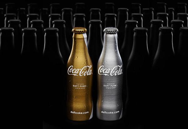 Daft Punk special edition Coca-Cola Daft Coke
