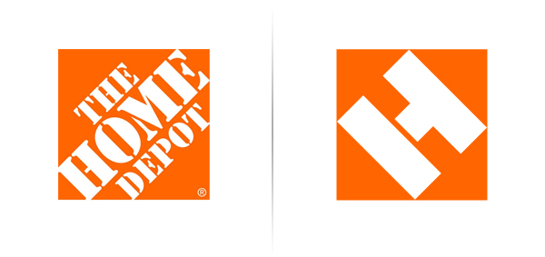 New Logo for Home Depot