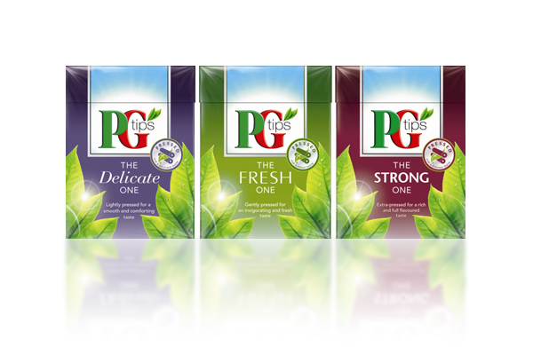 PG-Tips The New Ones