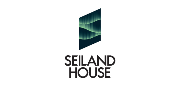 Logo designed by Eirik Gihle for hotel and conference centre Seiland House