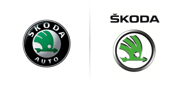 Skoda - Logo design