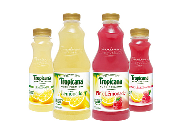 Tropicana Pure Still Lemonade