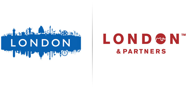 Logo designed by Saffron for Britain's capital city London