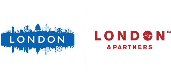 Logo designed by Saffron for Britain's capital city London