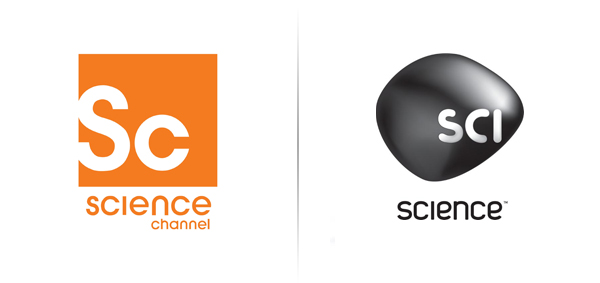 Logo designed for Discovery's Science Channel