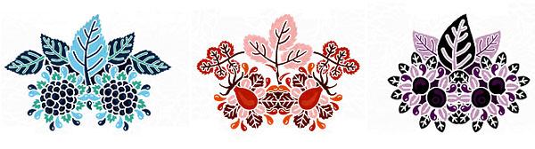 Illustration by Dora Novotny for premium Hungarian jam Bakonybéli