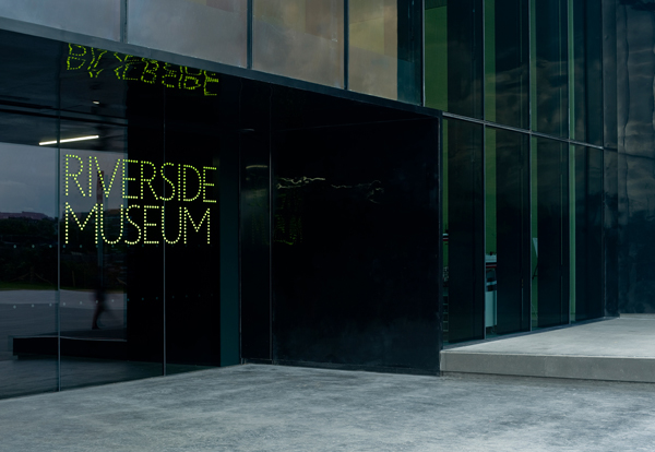 Riverside Museum Designed by Marque