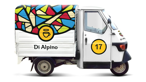 Di Alpino designed by Art Lebedev