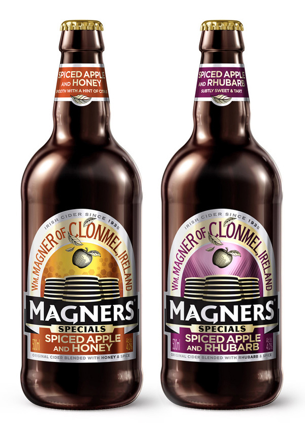 Magners Specials designed by Him+Her