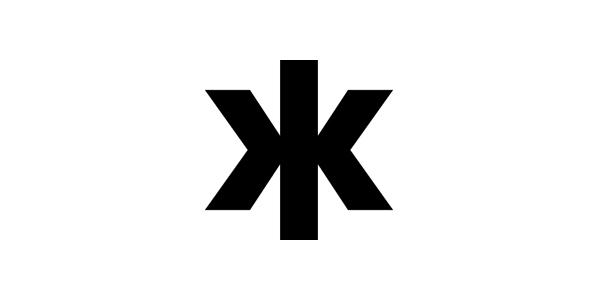 Logo created by Blast for premium sustainable paper brand Keaykolour