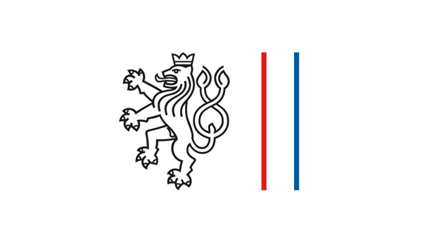 Logo designed by Studio Najbrt for CZ Ministry of Foreign Affairs