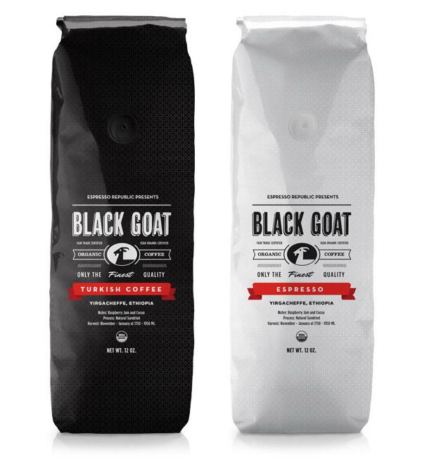 Black Goat designed by Salih Kucukaga
