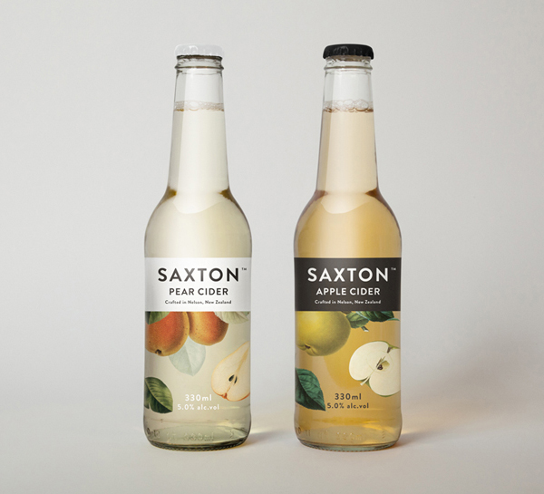 Saxton designed by Bradley Rogerson
