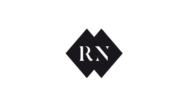 Logo designed by 400 for Roc Noir, a UK boutique retailer of high quality Ski equipment
