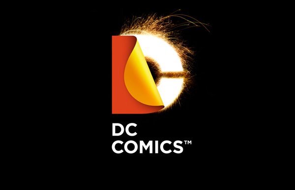 DC Comics - Logo and identity system developed by Landor