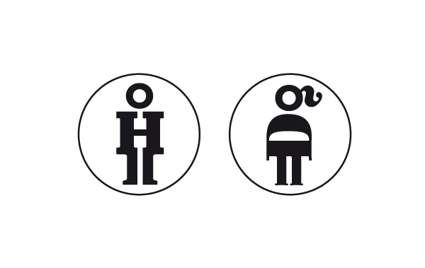 Icons designed by Moodley for Austrian vegetarian and wholefood restaurant Mangolds