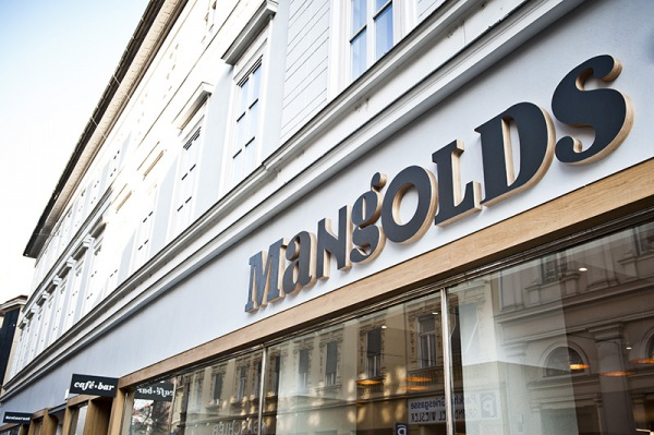 Mangolds - Logo and branding by Moodley
