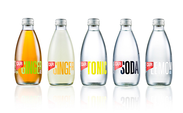 CAPI - Packaging and branding by CIP