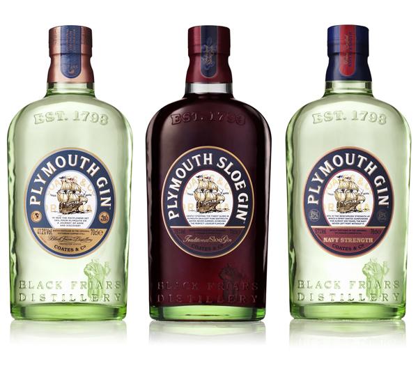 Plymouth Gin by Design Bridge