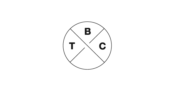 Logo designed by Catalogue for cinematic production company The Blind Club