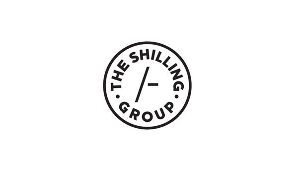 Logo designed by Touch for Scottish independent pub operator The Shilling Group