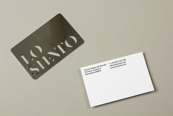 New Logo and Brand Identity for Lo Siento by Mucho - BP&O