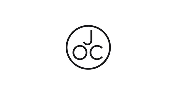 Monogram designed by Francesc Moret for wine range Jordi Oliver Conti