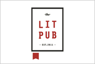 Logo - The Lit Pub