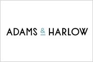Logo - Adams & Harlow