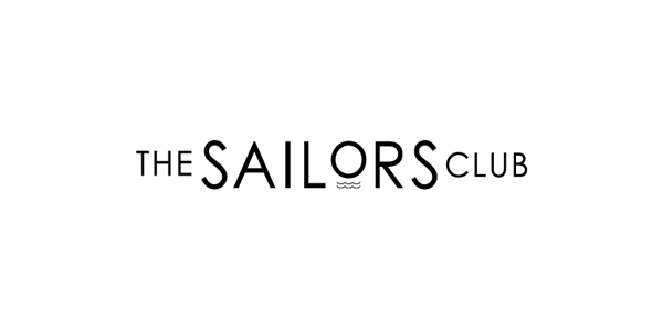 Logo designed by Folke for Rose Bay restaurant The Sailors Club.