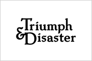 Logo and Packaging - Triumph & Disaster