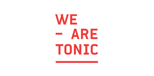 Logo designed by Blok for Toronto based advertising agency We Are Tonic