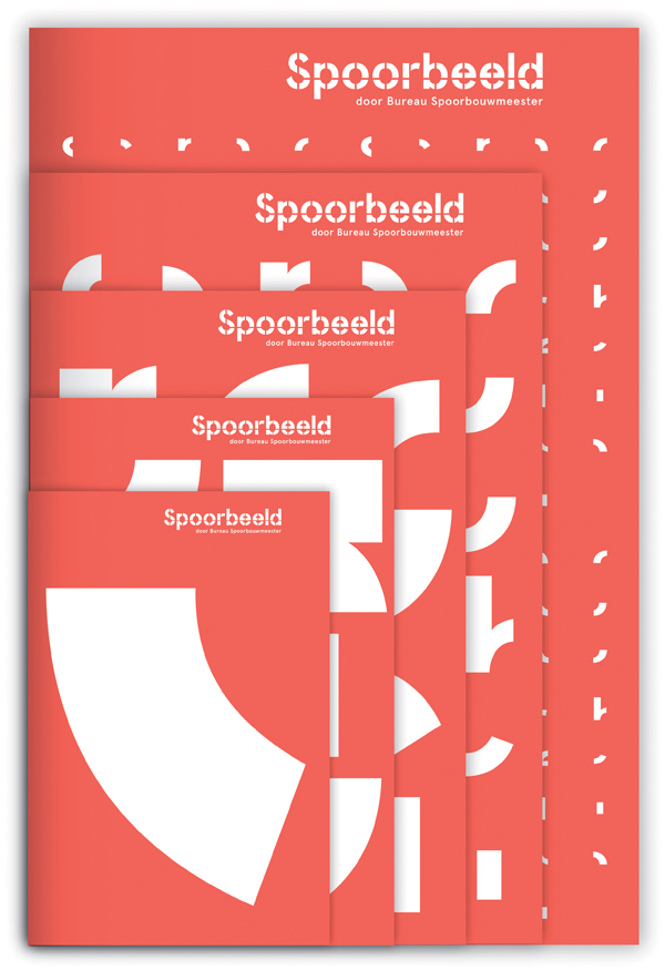 Dutch Railway's design infrastructure guide Spoorbeld created by Lava