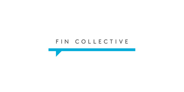 Fin Collective - Logo and branding designed by DIA