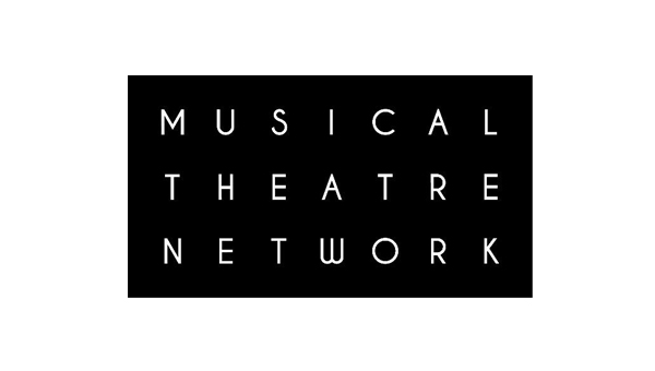 Logo for London-based performing arts supporter Musical Theatre Network designed by Glad