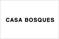 Logo - Casa Bosques