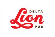 Logo - Delta Lion Pub