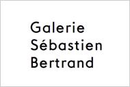 Logo - Galerie Sebastian Bertrand