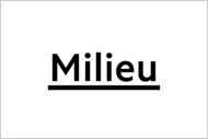 Logo - Milieu