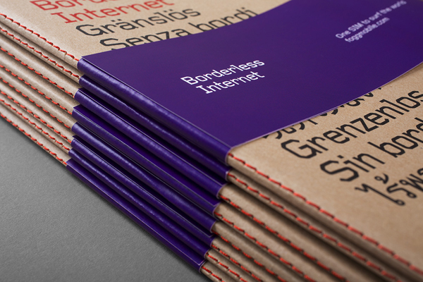 Logo, stationery and design for print by Bunch for Fogg