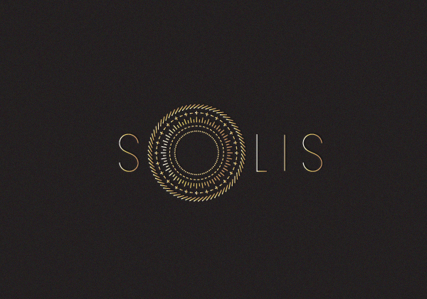 Solis - Logo and stationery design by Richard Baird