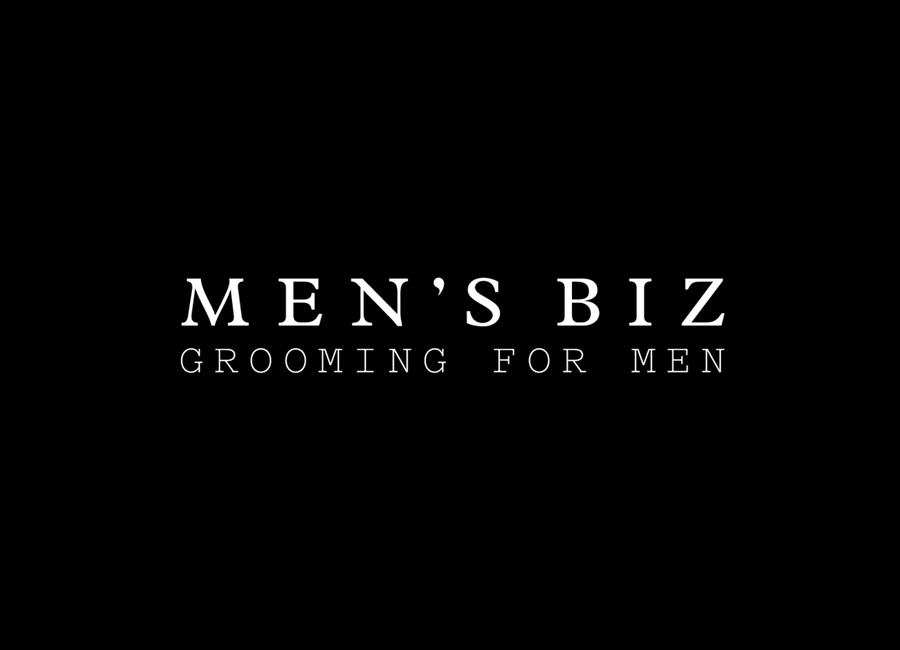 New brand Identity for Men's Biz by ThoughtAssembly - BP&O