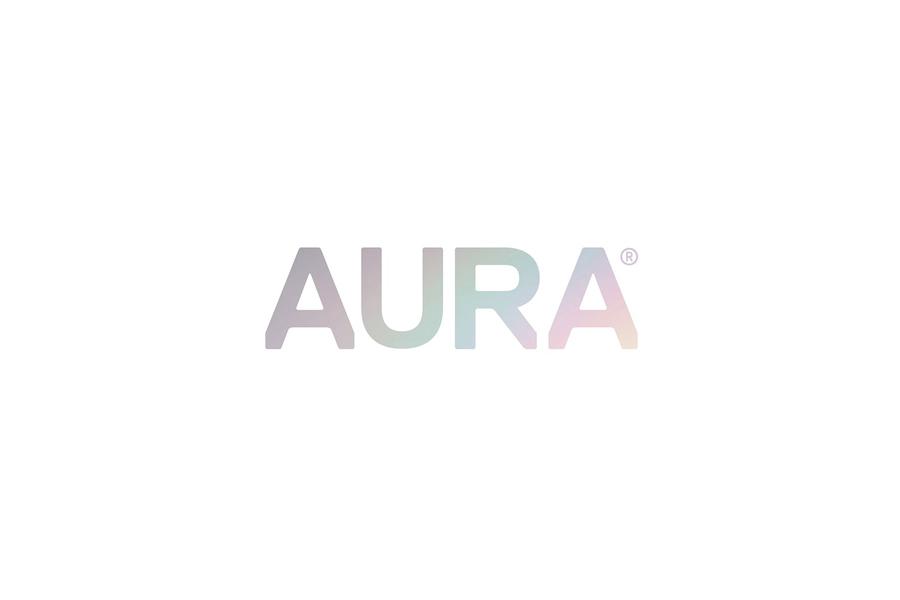 Logotype designed by Believe In for Lorient's door sealing system Aura