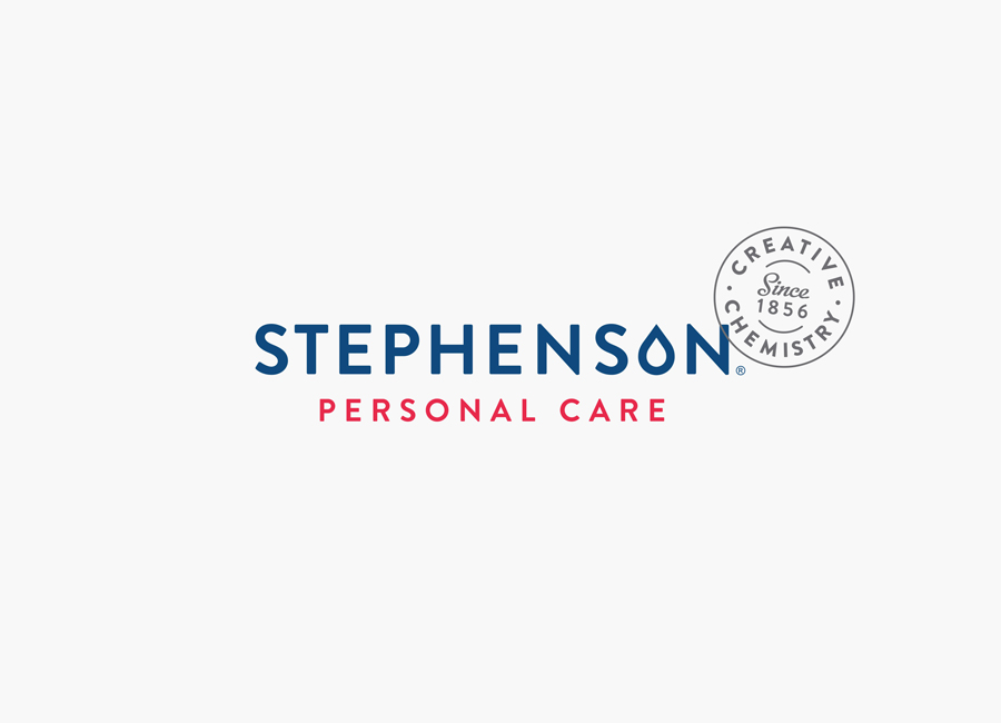 Visual identity designed by Robot Food for UK soap base specialist Stephenson Personal Care