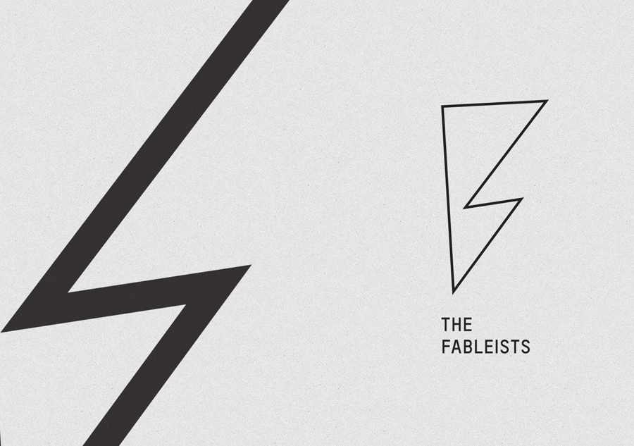Logo for children's fashion brand The Fableists designed by Freytag Anderson featured on BPO