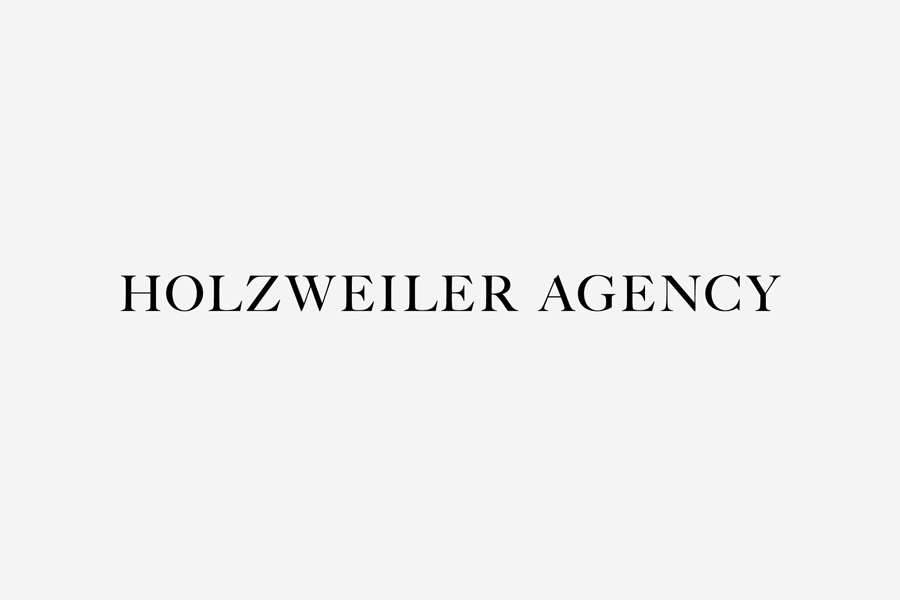 Logotype designed by Bielke+Yang for contemporary fashion distributor Holzweiler