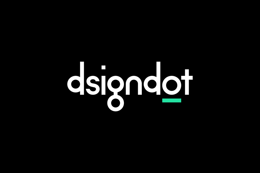 Logo by Build for on-line furniture, fashion and jewellery store Dsigndot