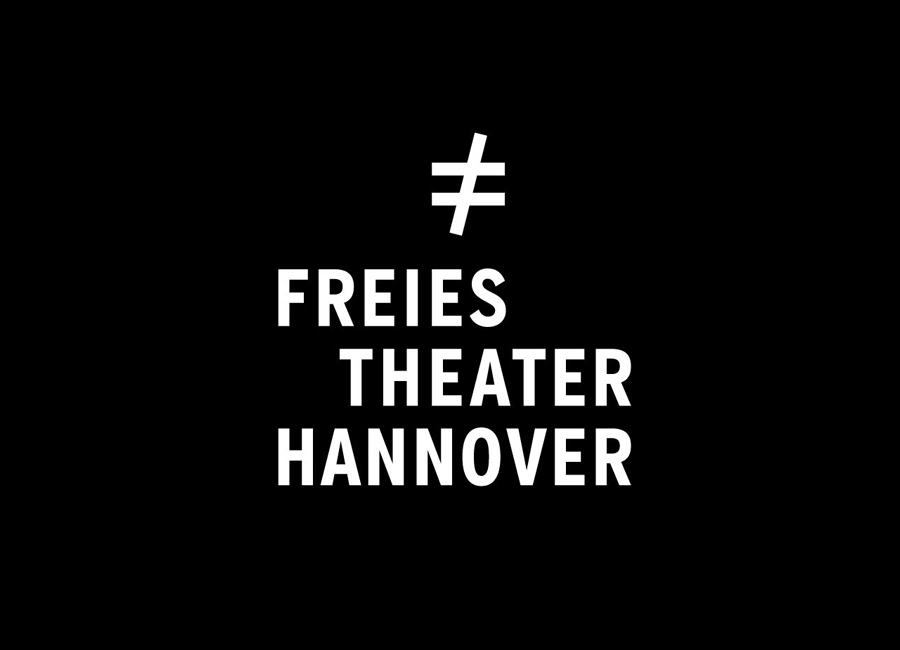 Logotype for Freies Theater Hannover by Bureau Hardy Seiler
