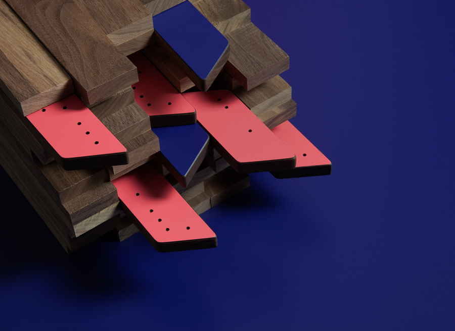 Oblique - Paul Smith Edition by Graphical House and Derek Welsh Studio