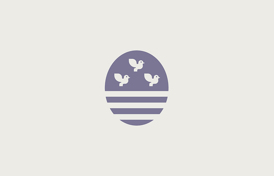 Logo designed by Anagrama for traditional Argentinian bakery Violeta